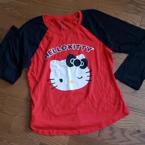 Hello Kitty Tops - HELLO KITTY shirt